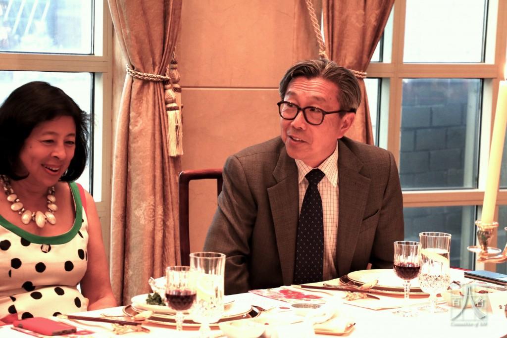 C-100 AmbZhang Dinner 05122015 - 13