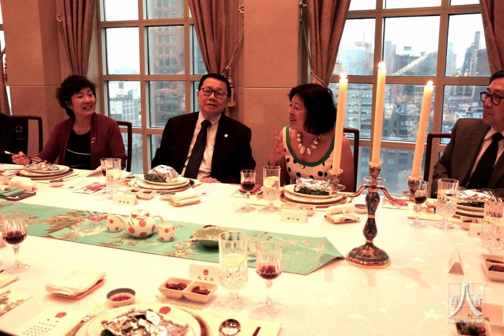 C-100 AmbZhang Dinner 05122015 - 14