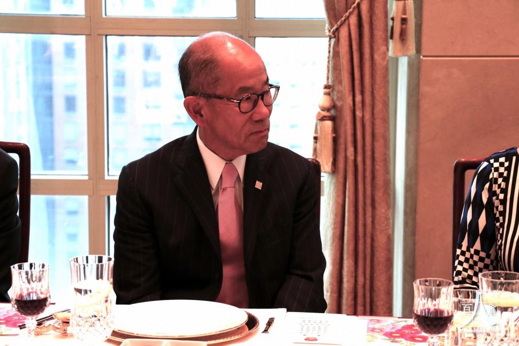 C-100 AmbZhang Dinner 05122015 - 7