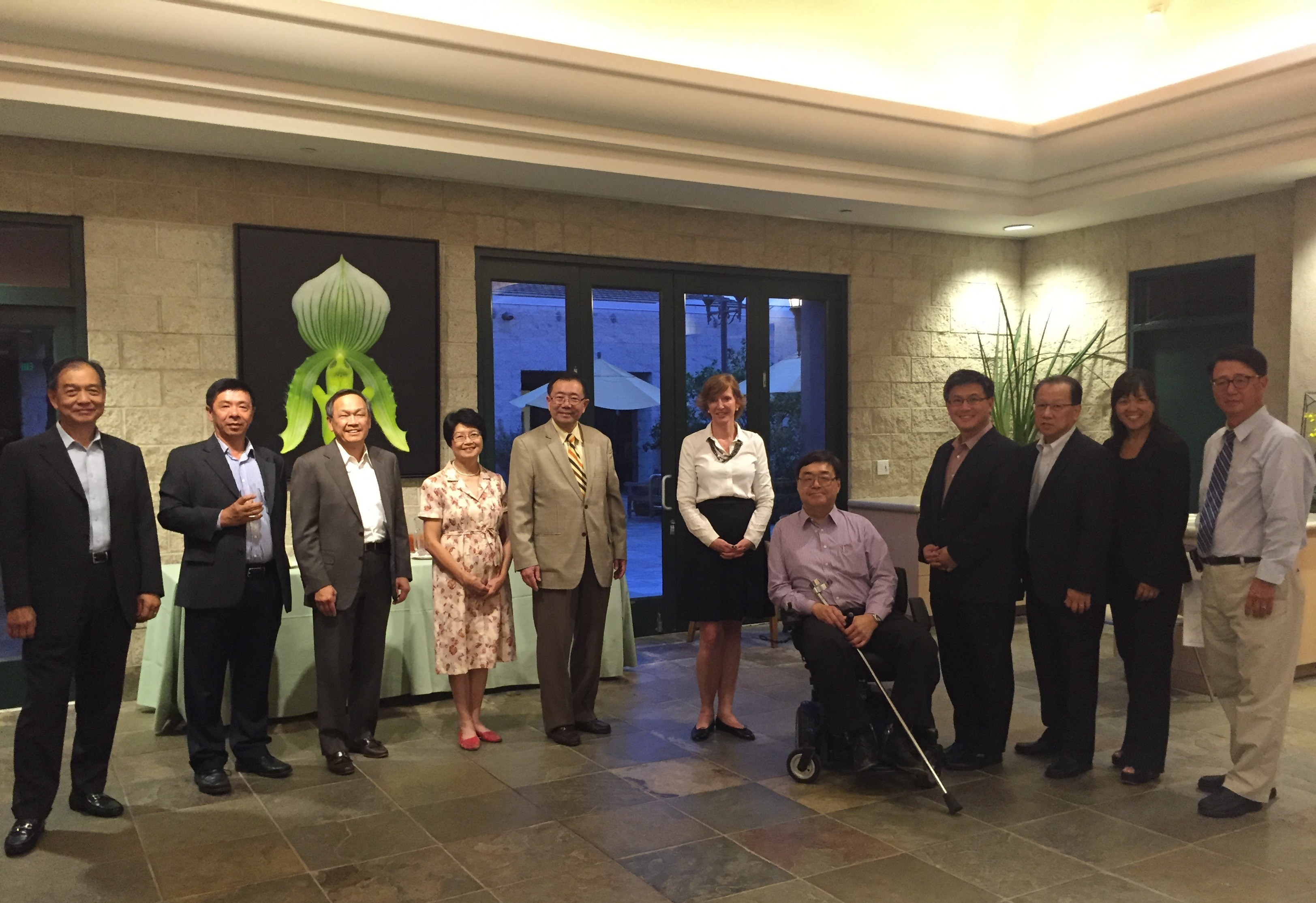 c blog page of committee of  event committee of 100 members convene in southern california 21 2015