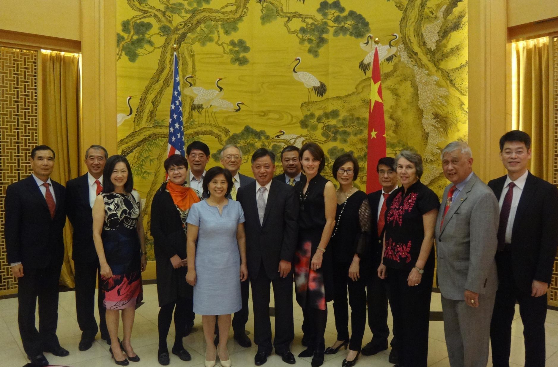 12.23.2015Li Qiangmin event