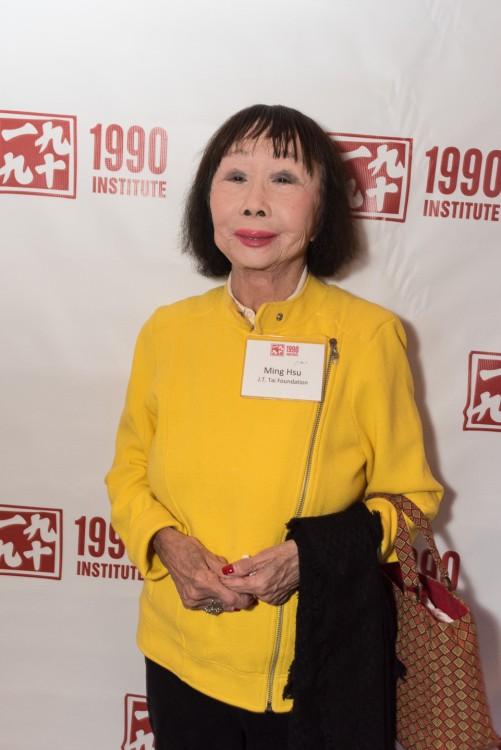 C100 member Ming Chen Hsu