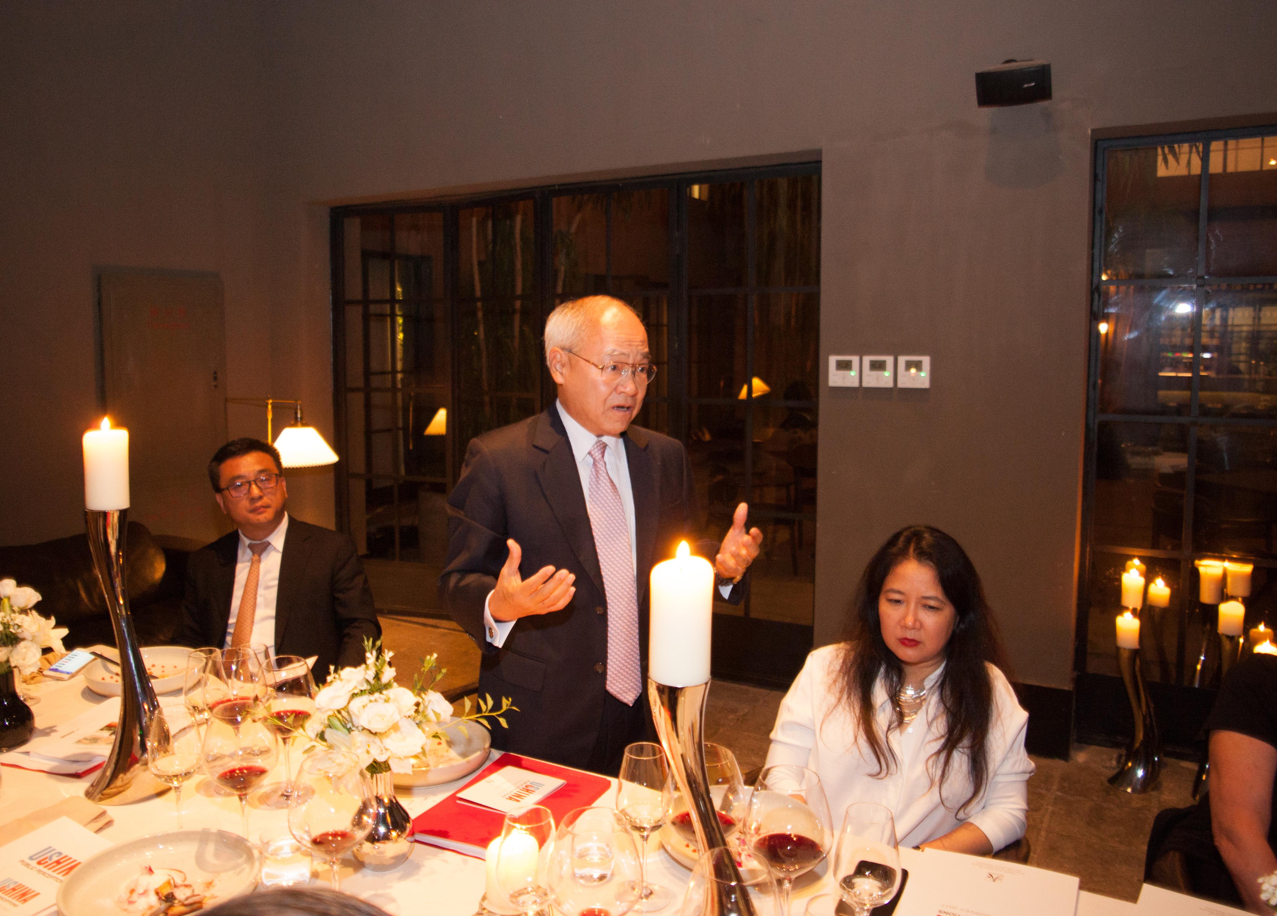 Mei-Wei Cheng talking