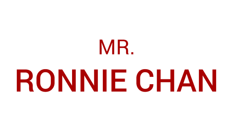 MR. Ronnie Chan