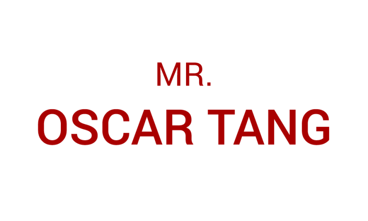 MR. Oscar Tang